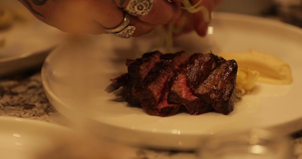 Chef Austin Steak